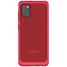 Чехол araree A cover для Samsung Galaxy A31 красный