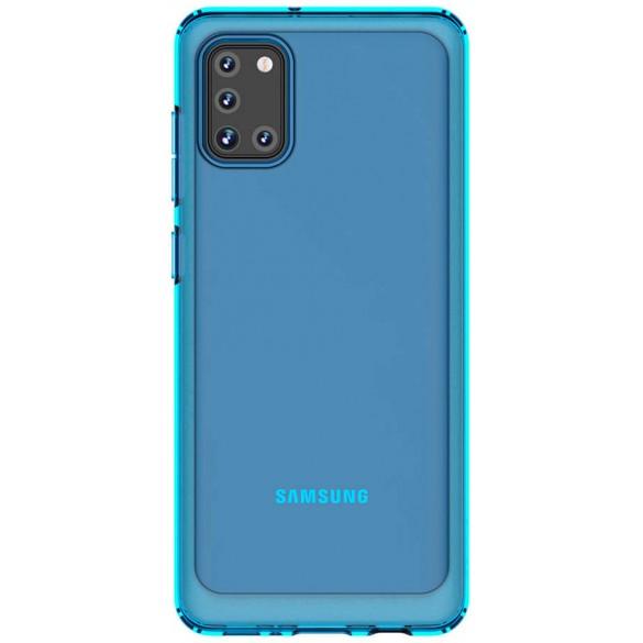 Чехол araree A cover для Samsung Galaxy A31 синий