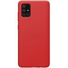 Силиконовый чехол Red для Samsung Galaxy A51