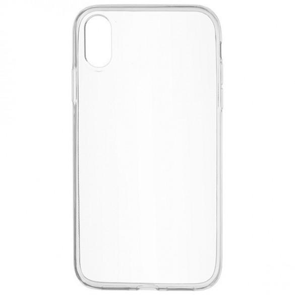 Cиликоновый чехол для Apple iPhone XR