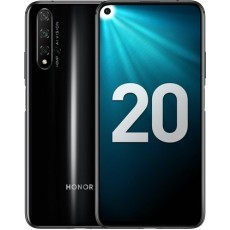Honor 20 6/128Gb Black (черный)