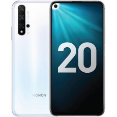 Honor 20 6/128Gb White (белый)