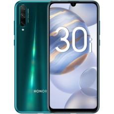 Honor 30i 4/128Gb Blue (мерцающий бирюзовый)