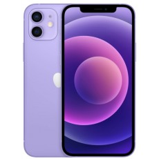Смартфон Apple iPhone 12 128Gb фиолетовый