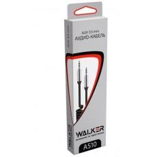 Аудио кабель AUX 3.5mm-3.5mm Walker A510