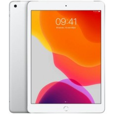 Apple iPad (2019) 128Gb Wi-Fi + Cellular Silver (серебристый)