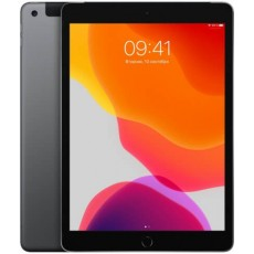 Apple iPad (2019) 128Gb Wi-Fi + Cellular Space Grey (серый космос)