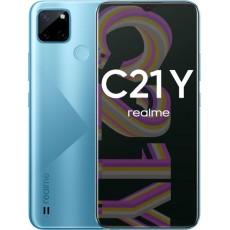 Смартфон Realme C21Y 4/64Gb синий