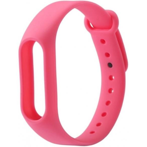 Ремешок для Xiaomi Mi Band 2 розовый