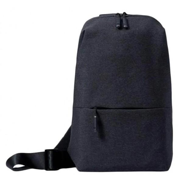 Рюкзак Xiaomi Mi City Sling Bag темно-серый