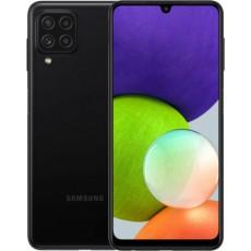 Смартфон Samsung Galaxy A22 4/64Gb черный