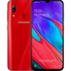 Samsung Galaxy A40 (2019) 4/64Gb SM-A405F Red (красный)