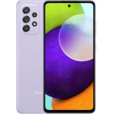 Смартфон Samsung Galaxy A52 4/128Gb SM-A525F фиолетовый