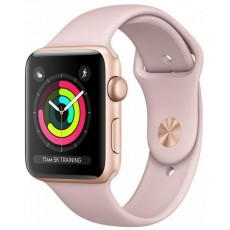 Apple Watch Series 3 38 мм with Sport Band Pink