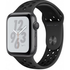 Apple Watch Series 4 GPS 40mm Aluminum Case with Nike Sport Band Space Gray (серый космос)