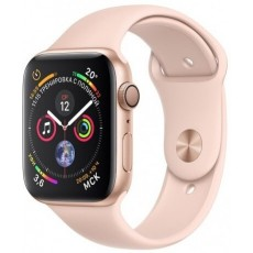 Apple Watch Series 4 GPS 40mm Aluminum Case with Sport Band Pink (розовый)