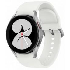 Умные часы Samsung Galaxy Watch4 40mm SM-R860 серебристые