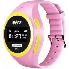 Детские часы HIPER EasyGuard Pink (розовый)