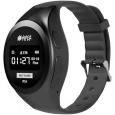 Детские часы HIPER EasyGuard Black (черный)