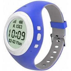 Детские часы HIPER BabyGuard Blue (синий)