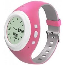 Детские часы HIPER BabyGuard Pink (розовый)