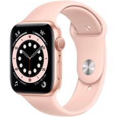 Умные часы Apple Watch Series 6 40mm корпус из алюминия розовое золото, ремешок розовый