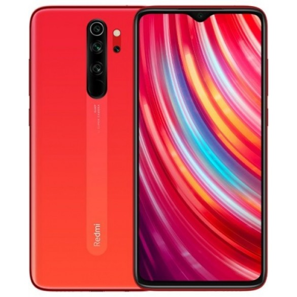 Xiaomi Redmi Note 8 Pro 6/64Gb Orange (оранжевый)